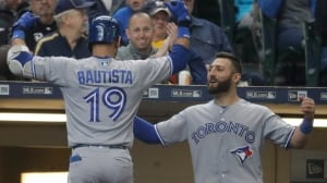 Blue Jays powered by long ball in win over Brewers