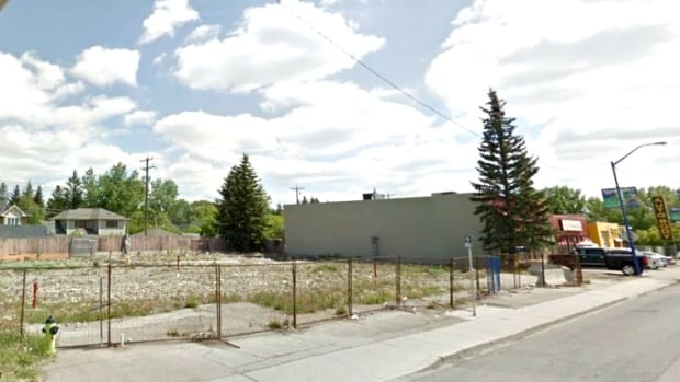 The site of the old Gas Plus station in Bowness has been empty and surrounded by a fence for years after a major fuel spill was discovered at the site.