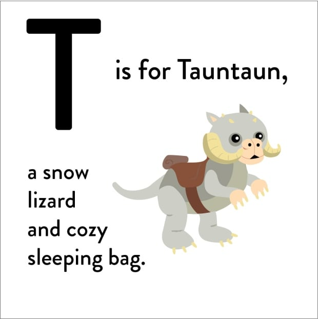 T-for-Tauntaun