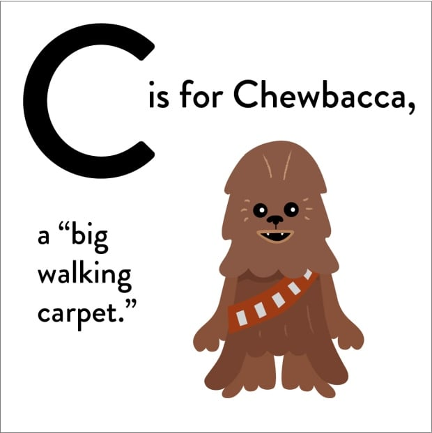 C-for-Chewbacca