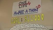 awake-a-thon poster Regina