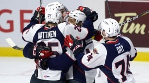 Spitfires head straight to Memorial Cup final with win over Otters