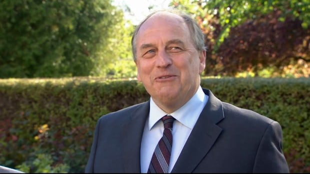 Green Party Leader Andrew Weaver is in the position to support either a B.C. Liberal or an NDP government.