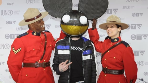 Deadmau5 is coming to Halifax to play a free concert on Canada Day.
