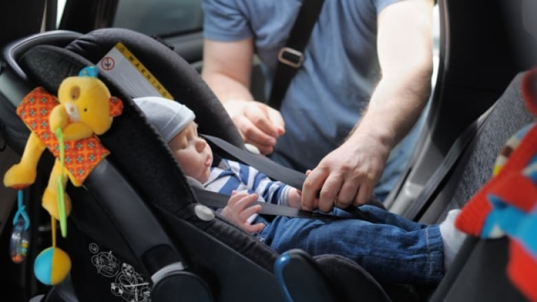 The SAAQ Says 60 Per Cent Of Childrens Car Seats Are Not Properly Installed Maria Sbytova Shutterstock