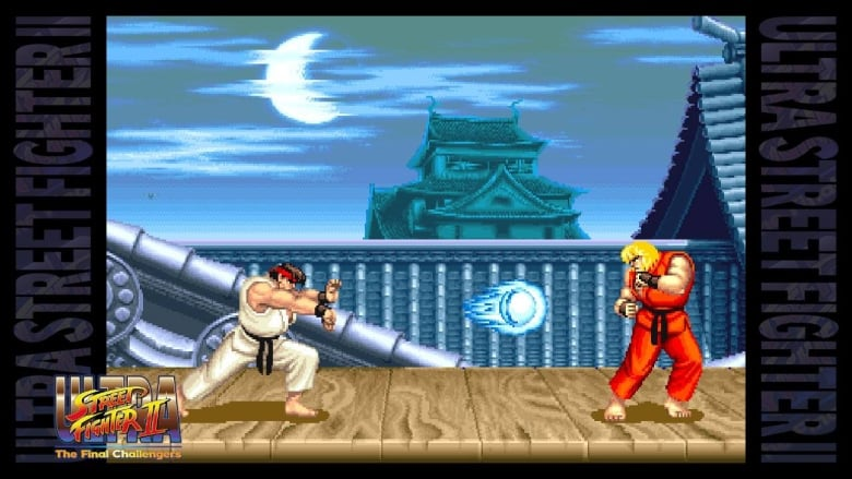 Is Nostalgia Enough To Make Ultra Street Fighter 2 A Success Cbc News