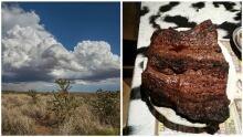 storm and steak Ryan Wunsch