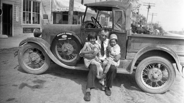 The Pioneer Village Museum in Beausejour, Man., has been developing and posting old photos from negatives that were found in a black shoe-polish box.
