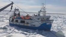 Sea ice, Lumsden
