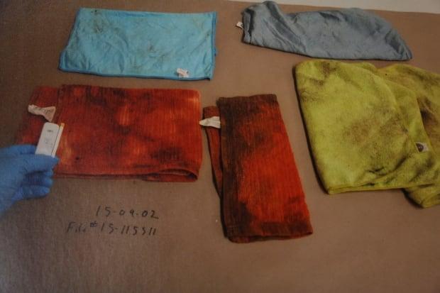 William Sandeson towels
