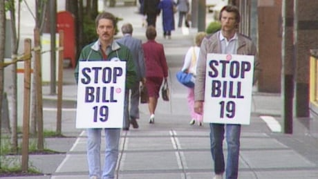 1987 general strike B.C.