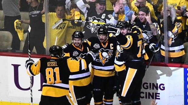 Nashville Predators vs. Pittsburgh Penguins In 2017 Stanley Cup Final