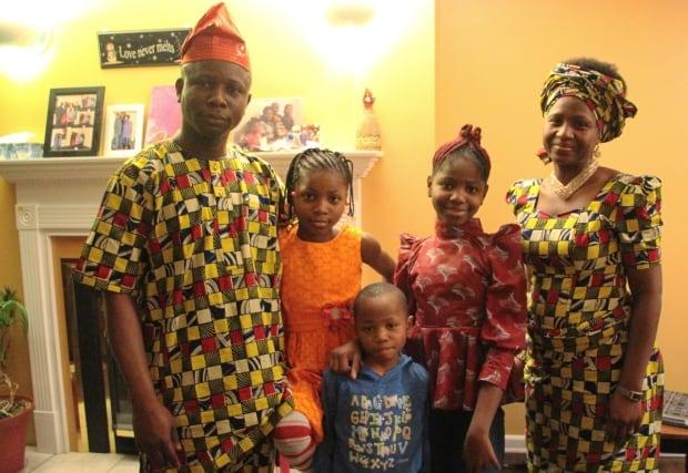Adeniyi family