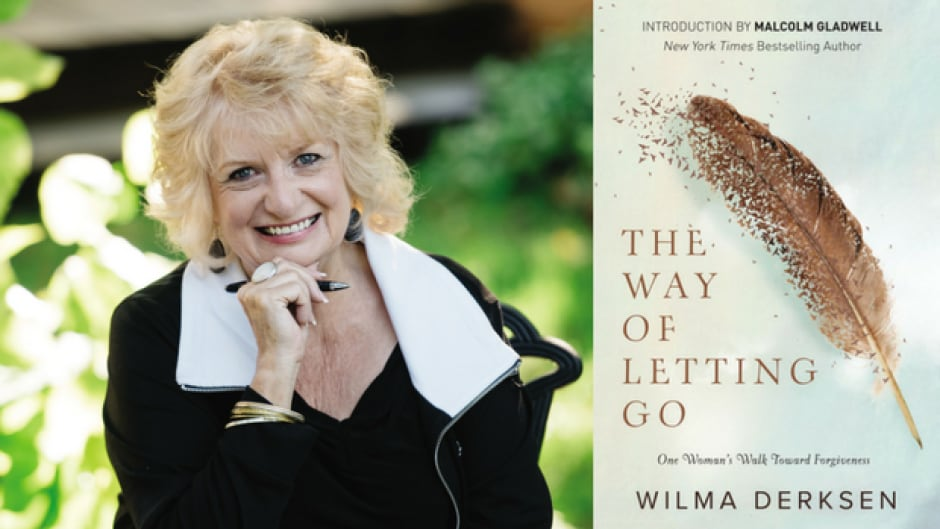 Wilma Derksen shares the story of her daughter's abduction and murder in The Way of Letting Go.