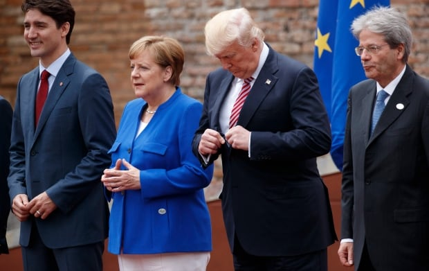 Trump US G7