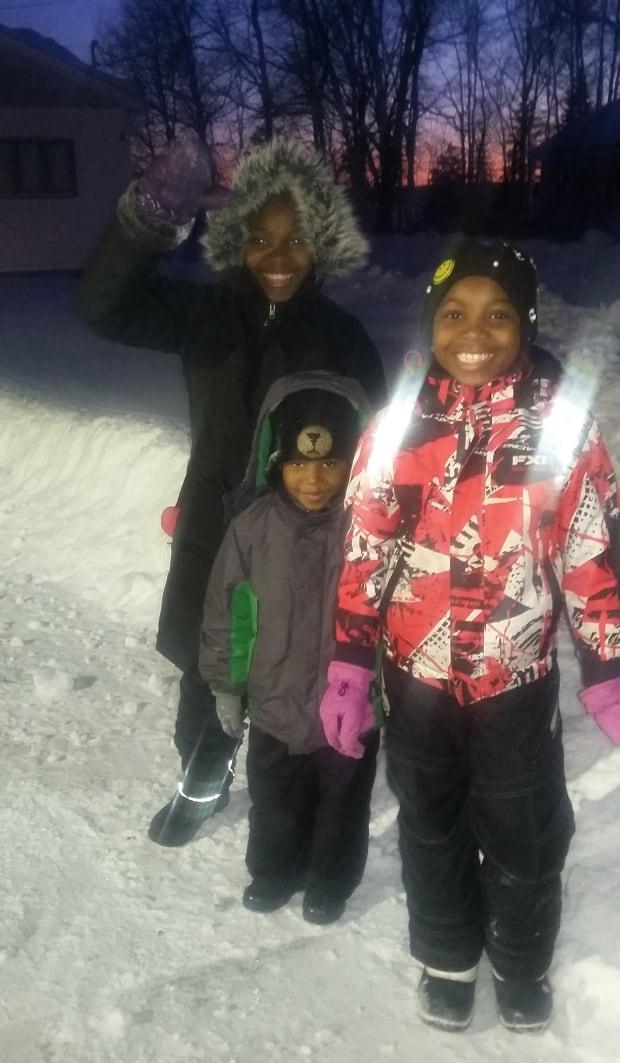 Adeniyi children