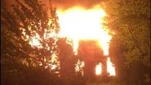 Lakeshore arson
