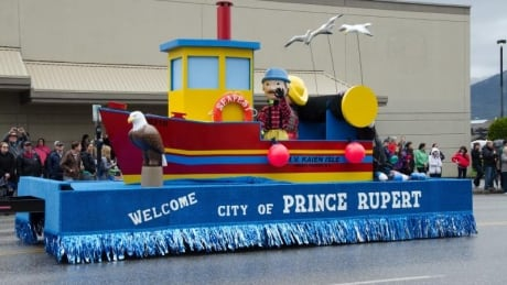 No sea for Prince Rupert's Seafest after CN Rail blocks beach
