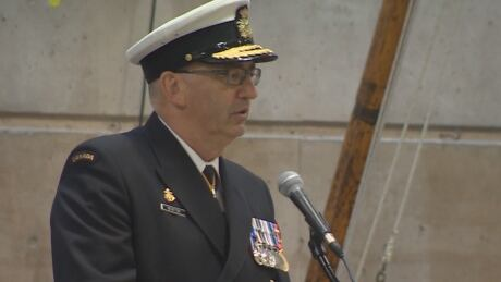 Rear Admiral John Newton