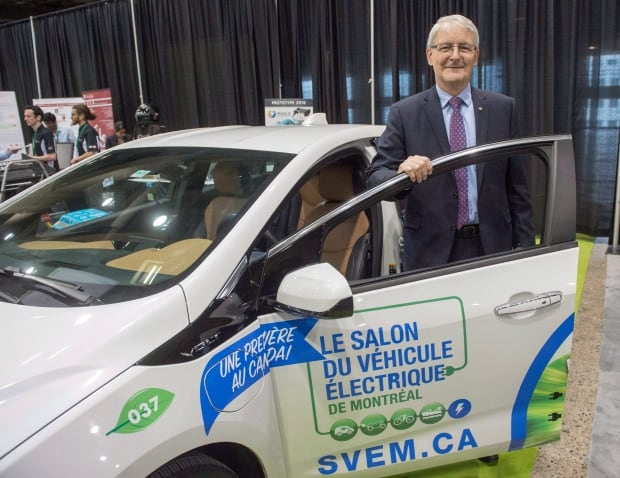 Electric Vehicle Show 20170526
