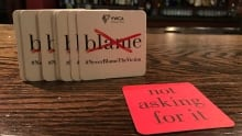 Never Blame the Victim Campaign