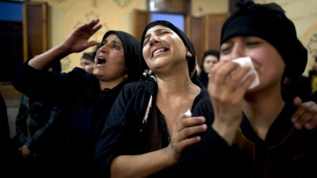 Egypt strikes Libya after deadly bus attack against Christians