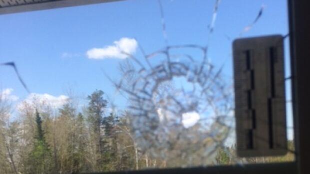 Bullet, Riverview Window