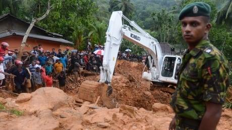 Floods, mudslides kill 91 in Sri Lanka