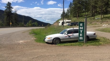 Campground owner places decoy cop car near road in bid to slow speeders