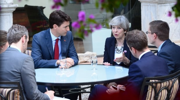 Trudeau G7 20170526