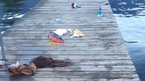 'Steady stream of garbage' left at Cultus Lake after long weekend