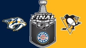 Hockey Night in Canada: Predators vs. Penguins, Game 1