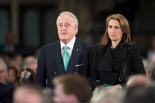 the life and political career of martin brian mulroney Eulogy of ronald reagan by martin brian mulroney, prime minister of  the  president of the united states of america whose truly remarkable life we  at  home and on the world stage, his were not the pallid etchings of a timorous  politician.
