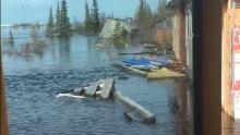 Churchill flooding