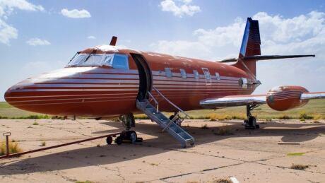 Elvis Plane Auction