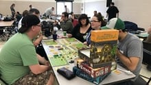 Prairie Game eXpo May 2017