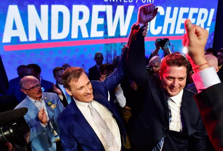 Is Andrew Scheer the smart choice or the safe choice?