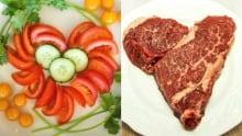 Vegetarian, Carnivore love