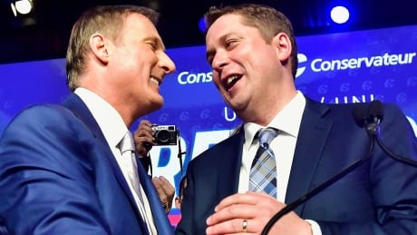 Conservatives gather in Halifax for caucus without Maxime Bernier thumbnail