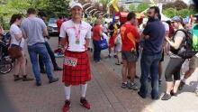 Yann Germon Ottawa Race Weekend
