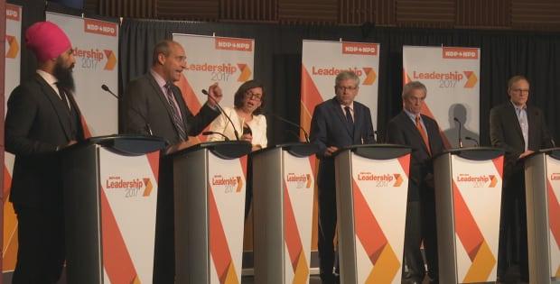 ndp-leadership-debate-sudbury
