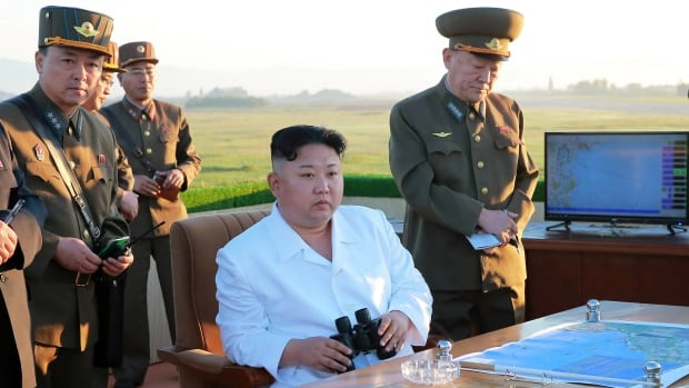 North Korean leader oversees 'new' weapon system test: KCNA