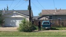 Edmonton police west end shooting