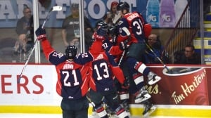 Spitfires hang on to win thrilling Memorial Cup final