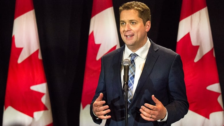 Andrew Scheer says he won't impose his religious beliefs on Canadians. We'll see: Neil Macdonald