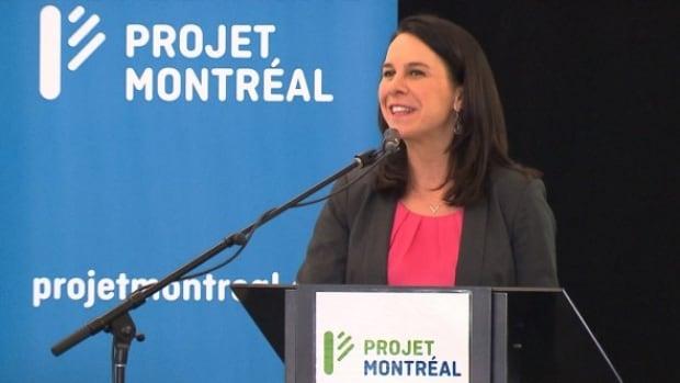 Valérie Plante and Projet Montréal are preparing for the municipal election next November.