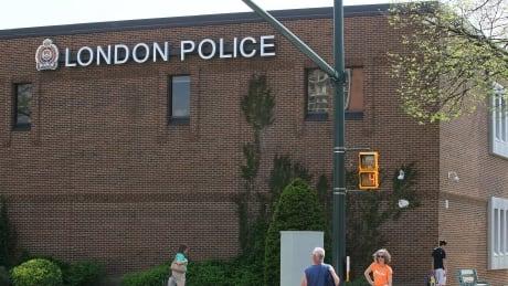 London Ontario police headquarters