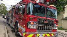 London Ontario fire truck