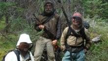 Equipment list: bug jackets and shotguns