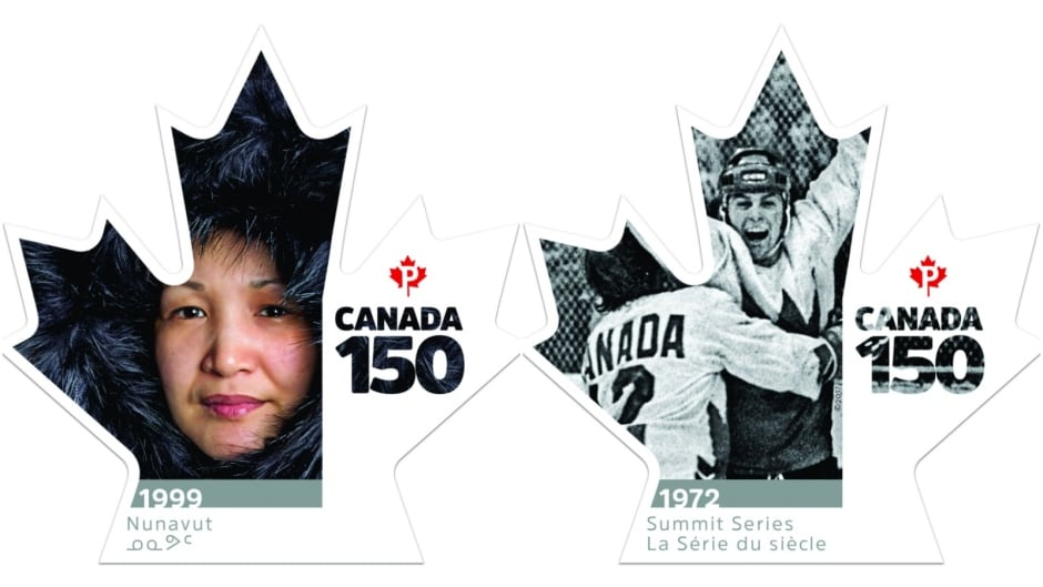 Canada 150 stamps - Nunavut and Summit Series